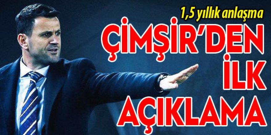BB Erzurumspor'da Hüseyin Cimşir dönemi