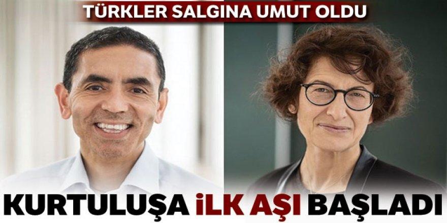 Türklerin aşısına onay çıktı