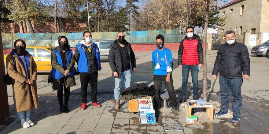 Mendil satan engelli Uğur'un Erzurumspor forması hayali gerçek oldu