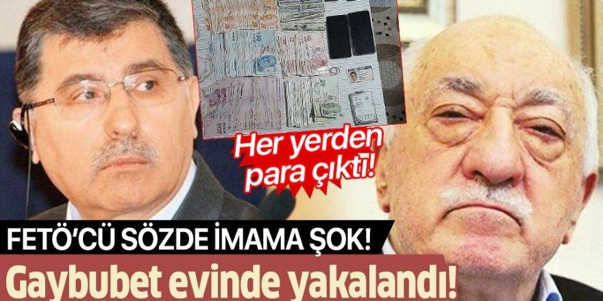 FETÖ'cü Mustafa Özcan'ın damadı gaybubet evinde yakalandı