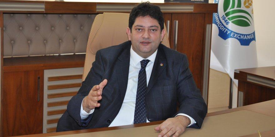 Erzurum Ticaret Borsası Başkanı Hakan Oral'dan önemli çağrı