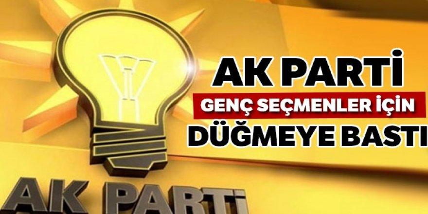 AK Parti, Gençlik Komisyonu kuruyor