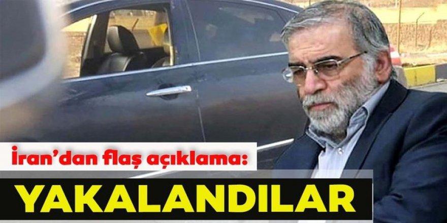 Fahrizade suikastının bazı faillerinin yakalandığı açıklandı