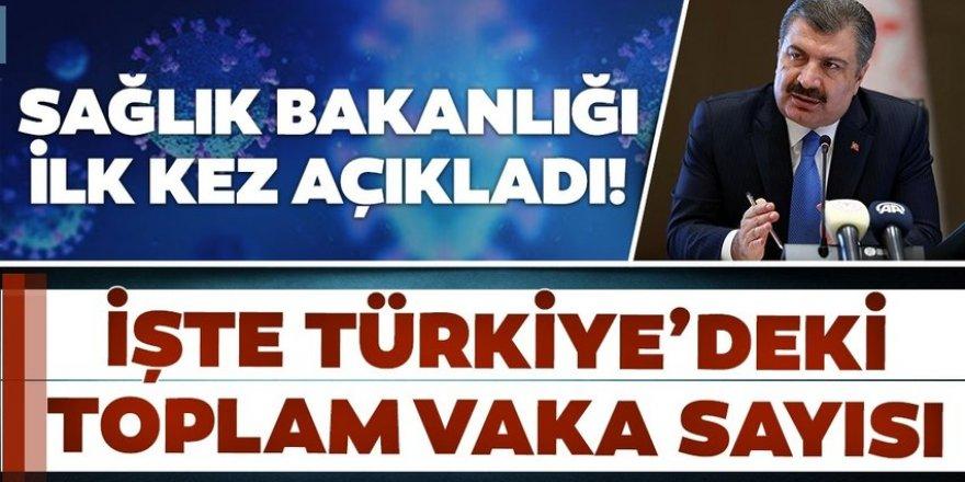Sağlık Bakanı Fahrettin Koca SON DAKİKA açıkladı!