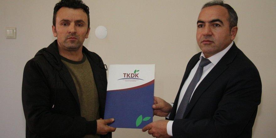 TKDK'nın hibe projeleri Oltu'da hayata geçiyor