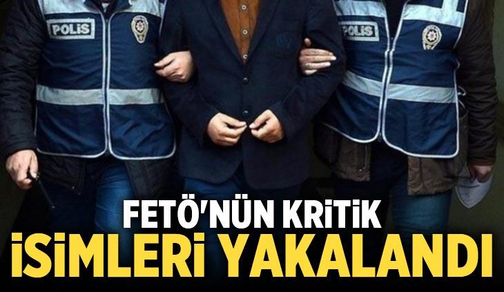 FETÖ'nün kritik isimleri Salih Fidan ile Samet Güre yakalandı