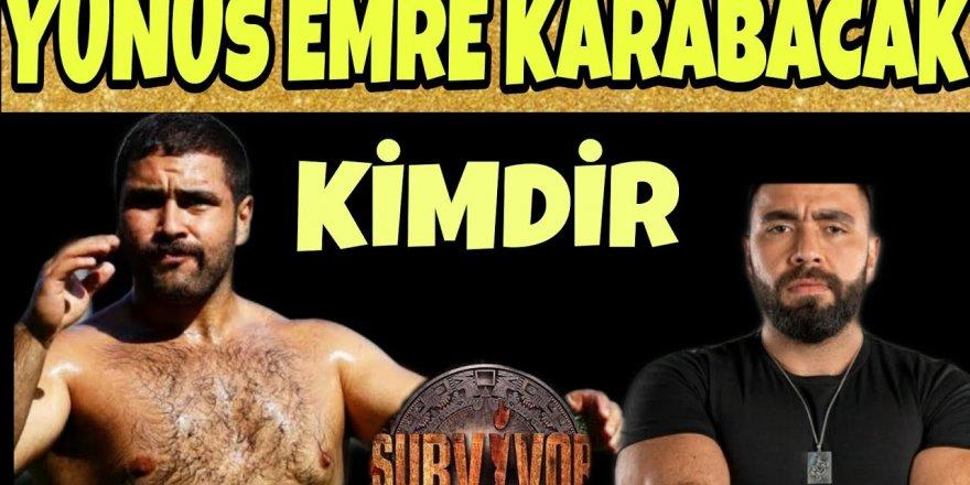 Survivor 2021'de dikkat çeken isim: Reşit Karabacak'ın oğlu çıktı