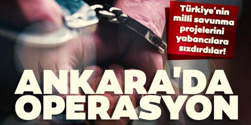 MİT ve Emniyet'ten ortak operasyon! 6 kişi gözaltına alındı