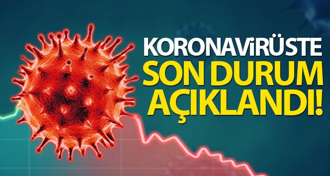 Tkiye'de son 24 saatte 10.220 koronavirüs vakası tespit edildi Giriş:15 Ocak 2021 19:16