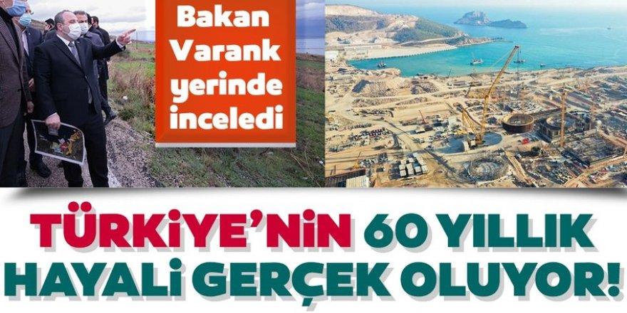 Türkiye'nin 60 yıllık hayali gerçek oluyor!