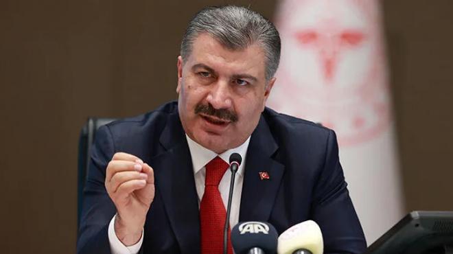Fahrettin Koca'dan Bilim Kurulu Toplantısı sonrası kritik aşı açıklaması