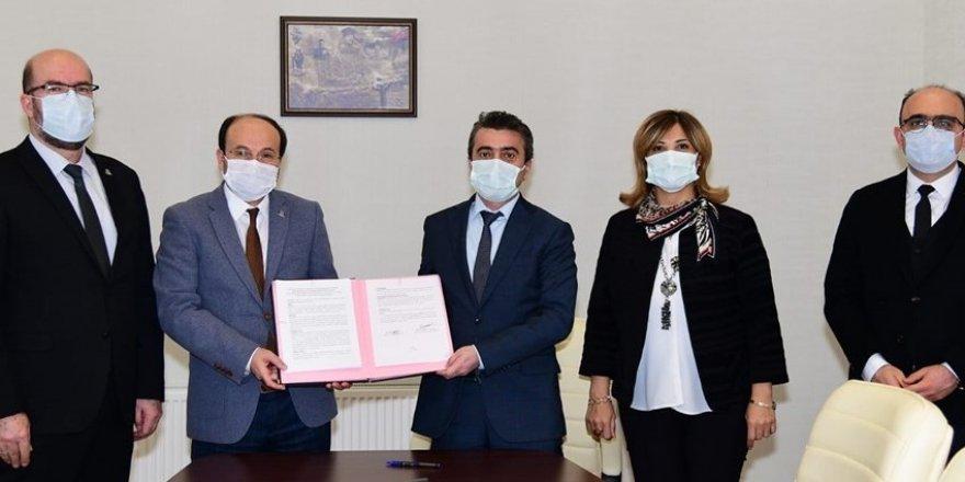 ETÜ ile Sağlık Müdürlüğü arasında iş birliği protokolü imzalandı