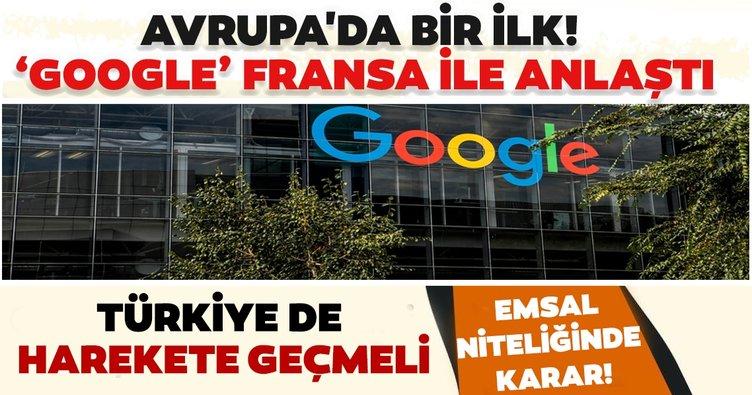 Google, artık Fransız basınına telif ödeyecek! Türkiye de harekete geçmeli