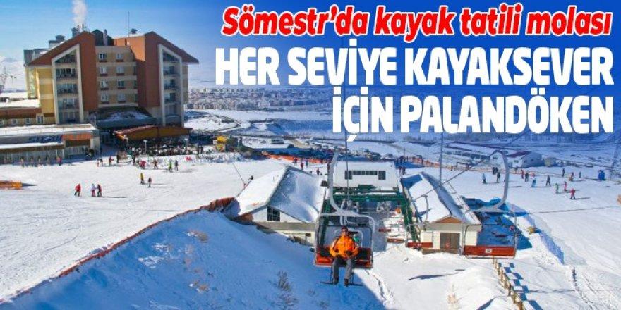 """""""Kış turizminin parlayan kenti"""" yarıyıl tatili için konuklarını bekliyor"""