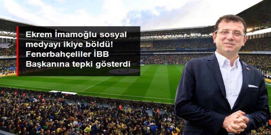İmamoğlu'nun Galatasaray'a bağış yapması sosyal medya kullanıcılarını ikiye böldü!
