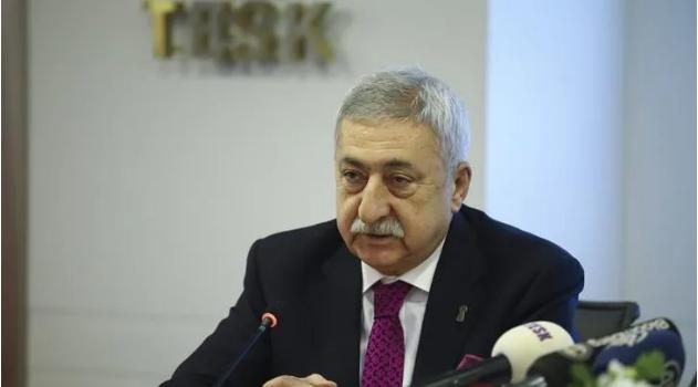 Cumhurbaşkanı Erdoğan ile TESK Başkanı arasında kritik görüşme
