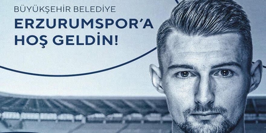 Erzurumspor, Elba Rashani'yi transfer etti