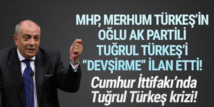 Cumhur İttifakı'nda Tuğrul Türkeş krizi!