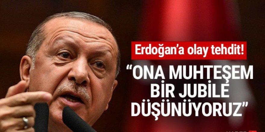 Erdoğan'a olay sözler: ''Gidişi muhteşem olacak''