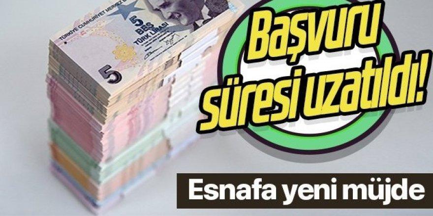 Bakan Ruhsar Pekcan'dan esnafa kira ve gelir kaybı destekleriyle ilgili yeni müjde