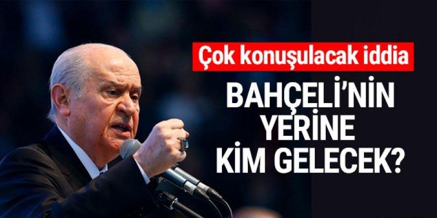 ''Süleyman Soylu, Bahçeli'nin koltuğuna aday''
