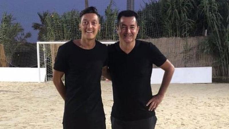 Acun Ilıcalı'dan Mesut Özil'e para yağacak