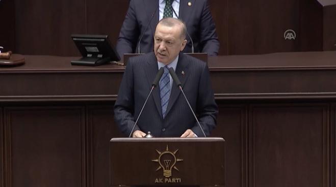 Erdoğan'dan kafe ve restoranlarla ilgili açıklama