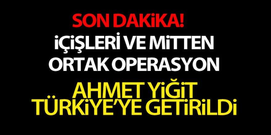 FETÖ üyesi Ahmet Yiğit KKTC'de yakalandı