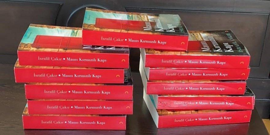 Öğretmen Çakır'ın yazdığı polisiye romanı kitapçılarda yerini aldı