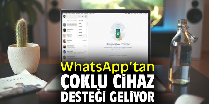 WhatsApp çoklu cihaz desteği sunacak
