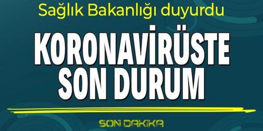 21 Şubat koronavirüs vaka ve vefat sayılarını açıkladı