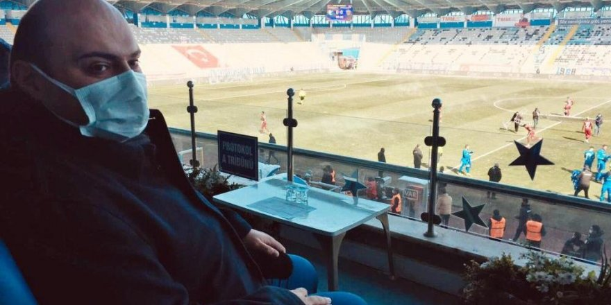 Aziziye'den Erzurumspor'a hep destek, tam destek
