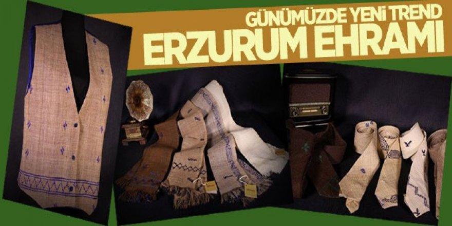 Modacıların gözdesi Erzurum Ehramı!