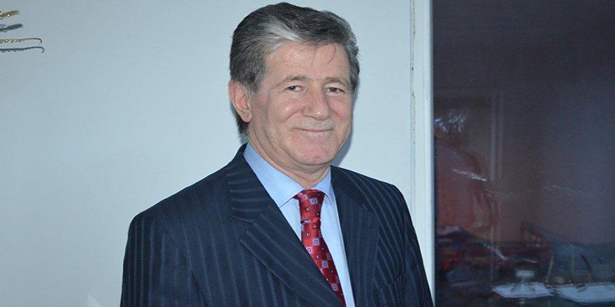 Prof. Dr. Ömer Özyılmaz'da saraya atandı