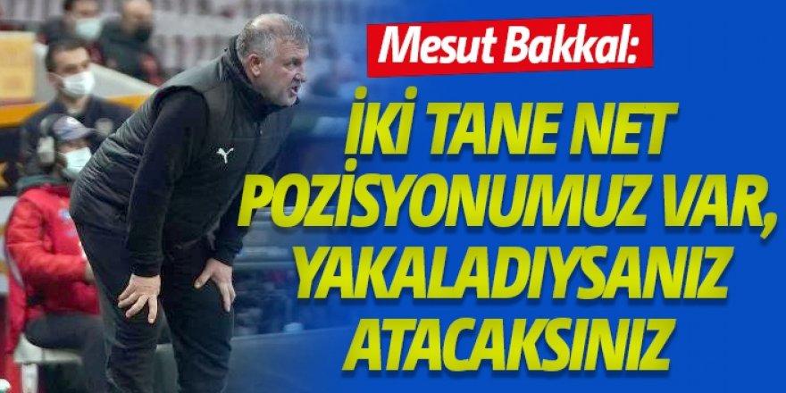 """Mesut Bakkal: """"Arda'nın pozisyon tartışmasız ofsayt"""""""