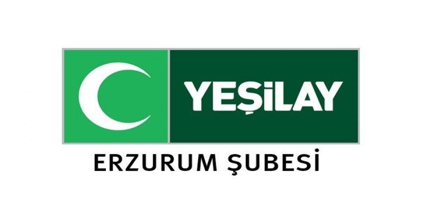 Yeşilay Erzurum Şube Başkanı Kaygusuz'dan Yeşilay Haftası mesajı