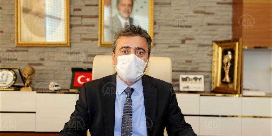 """Erzurum Sağlık Müdürü Bedir,  """"rehavet ve gevşeme olmasın"""" uyarısı"""