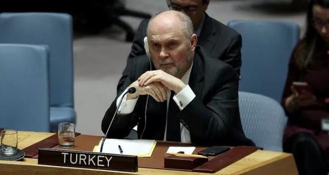 Türkiye'den BM'de Suriye çıkışı: Omzumuza yıkamazsınız