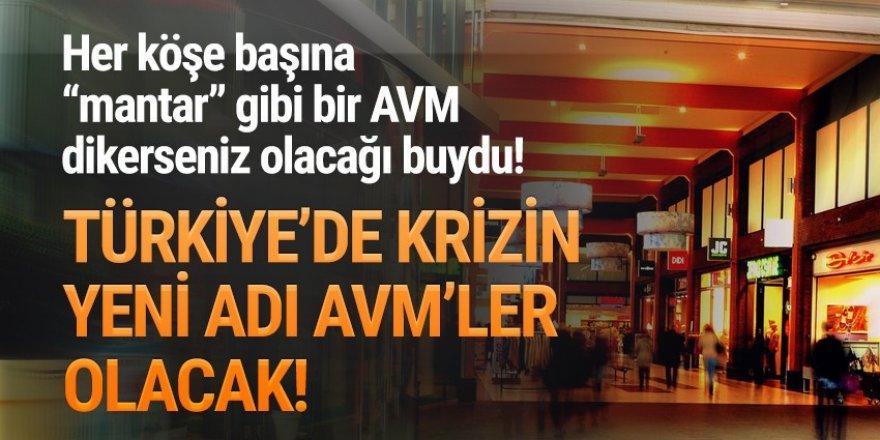''AVM'ler bankalara geçebilir!''