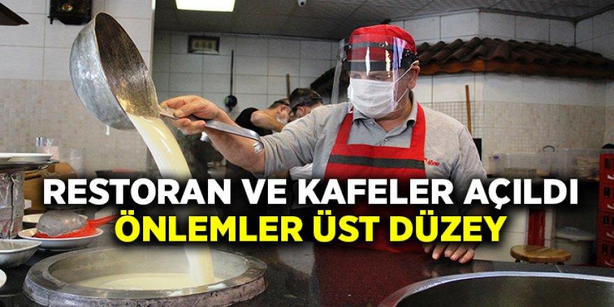 Erzurum'da Esnafa Bahar Geldi
