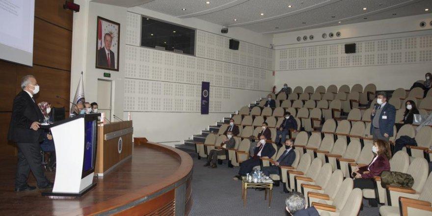 Aşı çalışmalarıyla ilgili bilgilendirme toplantısı gerçekleştirildi