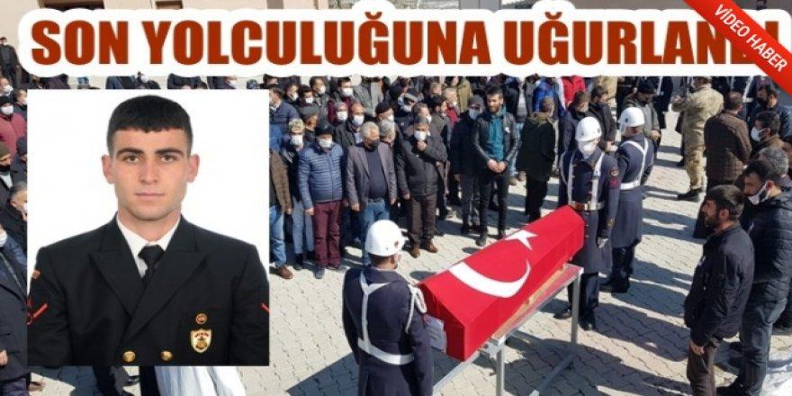 Uzman Çavuş'a son görev baba ocağı Erzurum'da