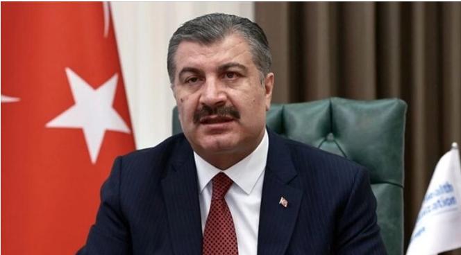 Bakan Koca'dan Kılıçdaroğlu'na aşı tepkisi