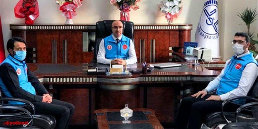 """Erzurum'dan """"İyilik Konutları Projesi""""ne destek"""