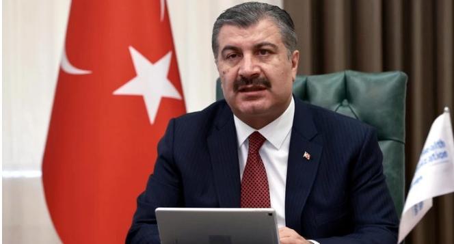 Sağlık Bakanı vaka sayısı artan ve azalan illeri açıkladı