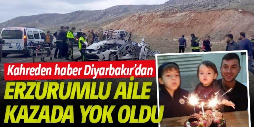 Erzurumlu Uzman Çavuş ve ailesi yaşamını yitirdi...