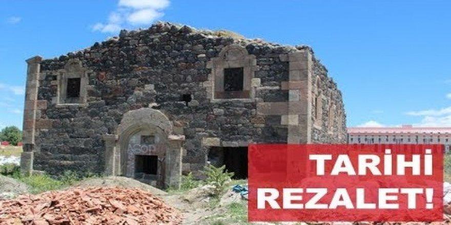 230 yıllık Ermeni Kilisesi madde bağımlılarının meskeni oldu