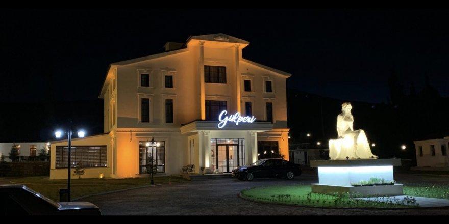 Gülperi Otel Narman'a yakışmış