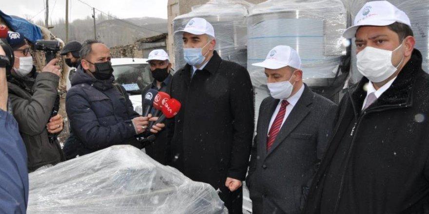 Erzurum süte değer veriyor
