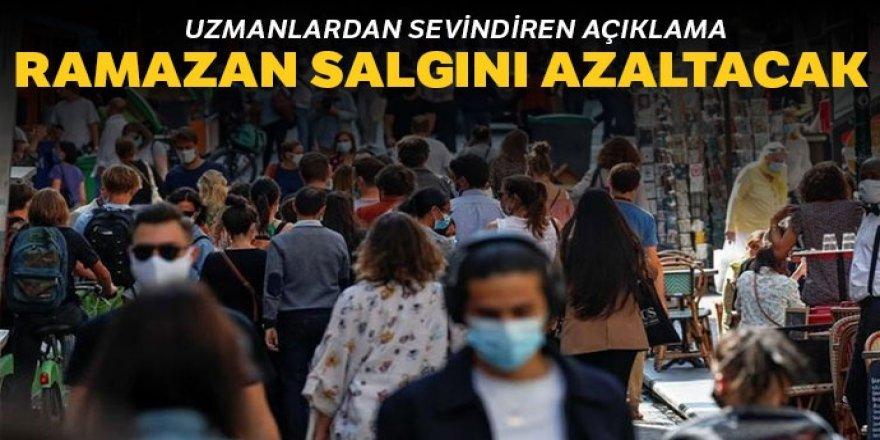 Ramazan salgını azaltacak